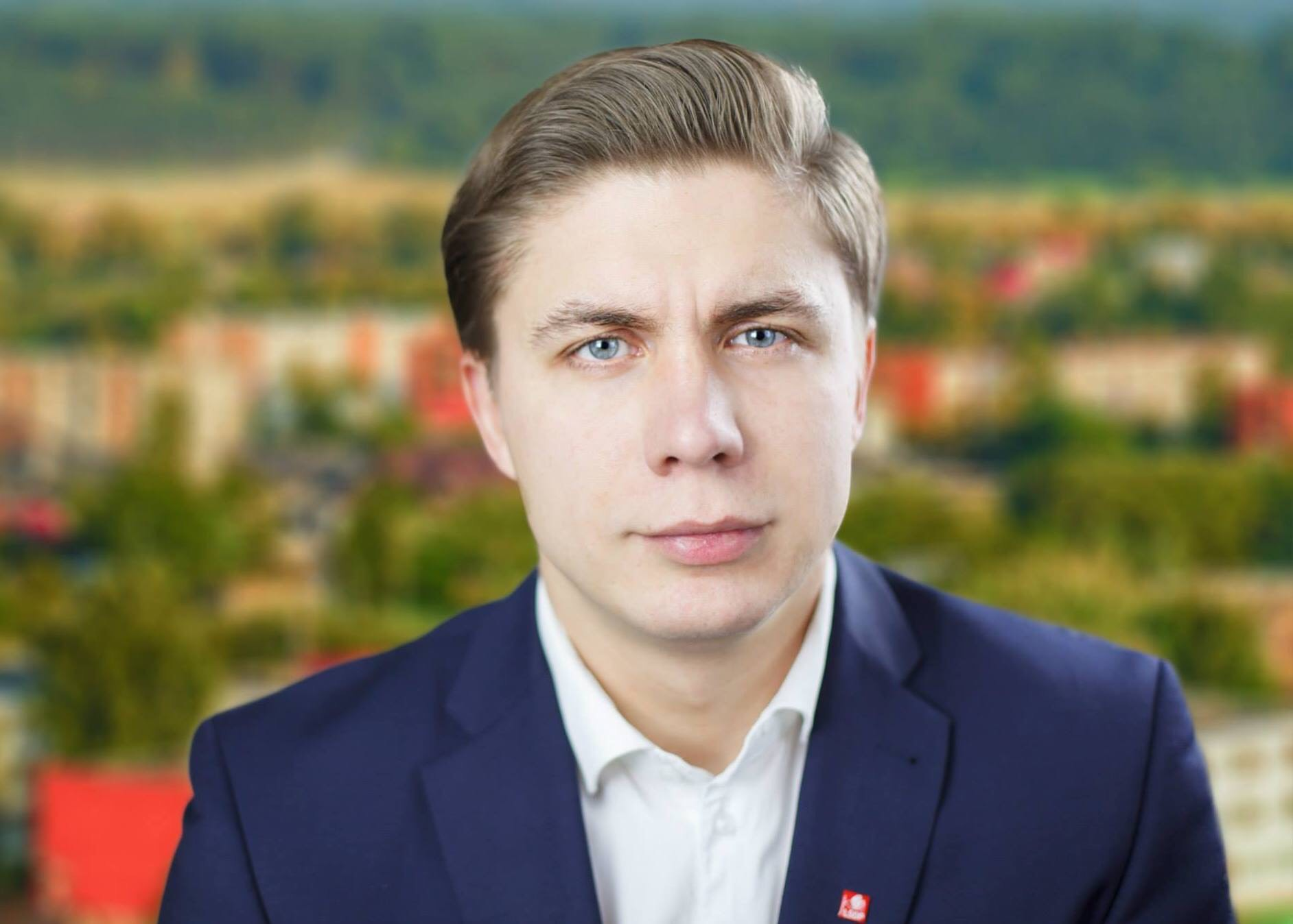 Jonavos socialdemokratai partijos pirmininku mato M. Sinkevičių