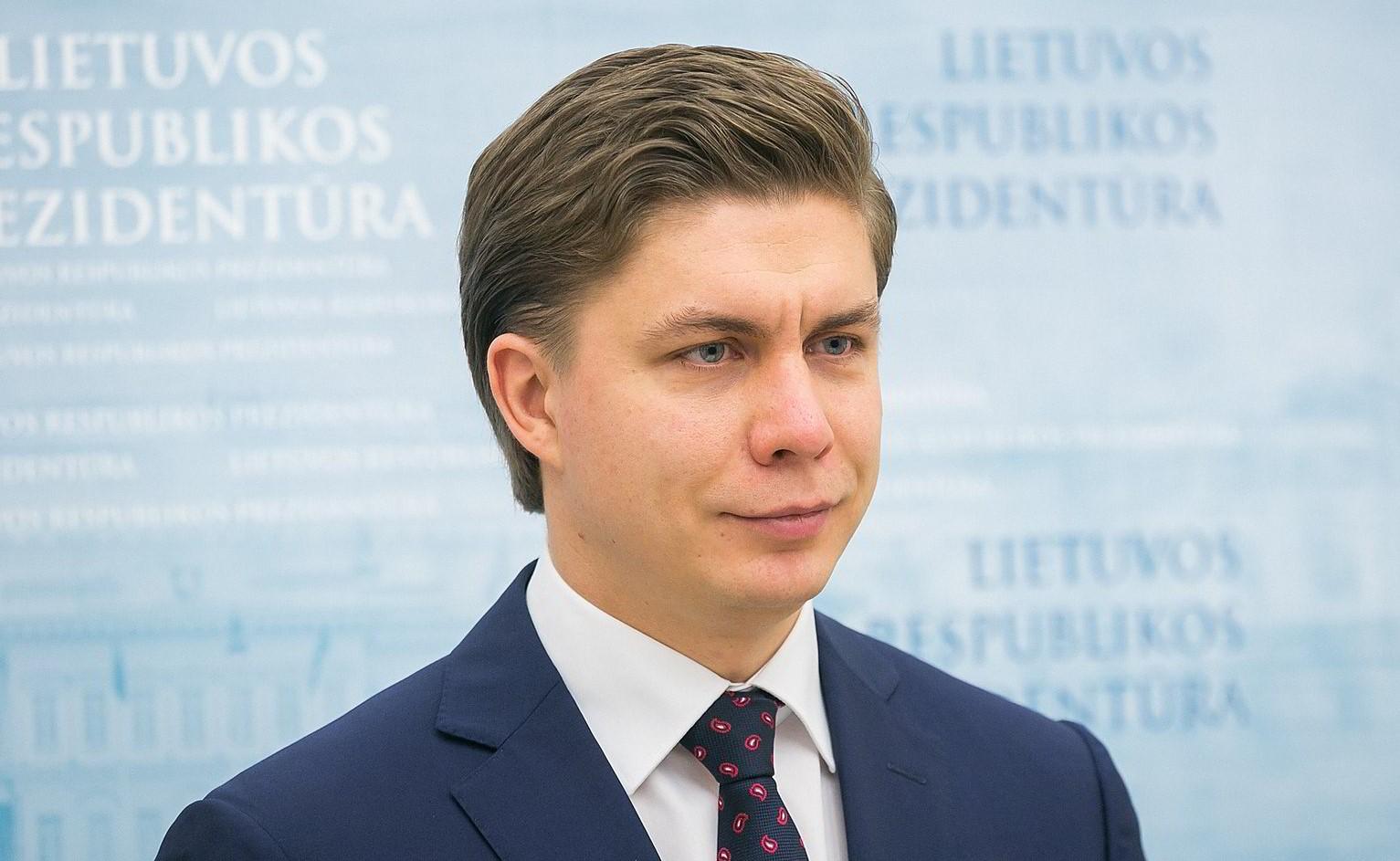 """M. Sinkevičius: """"Kodėl aš kandidatuoju į LSDP pirmininkus?"""""""