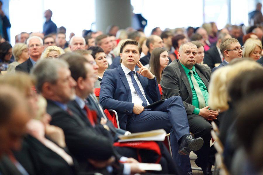 LSDP pirmininko rinkimų II turas  vyks balandžio 20 – 22 d.