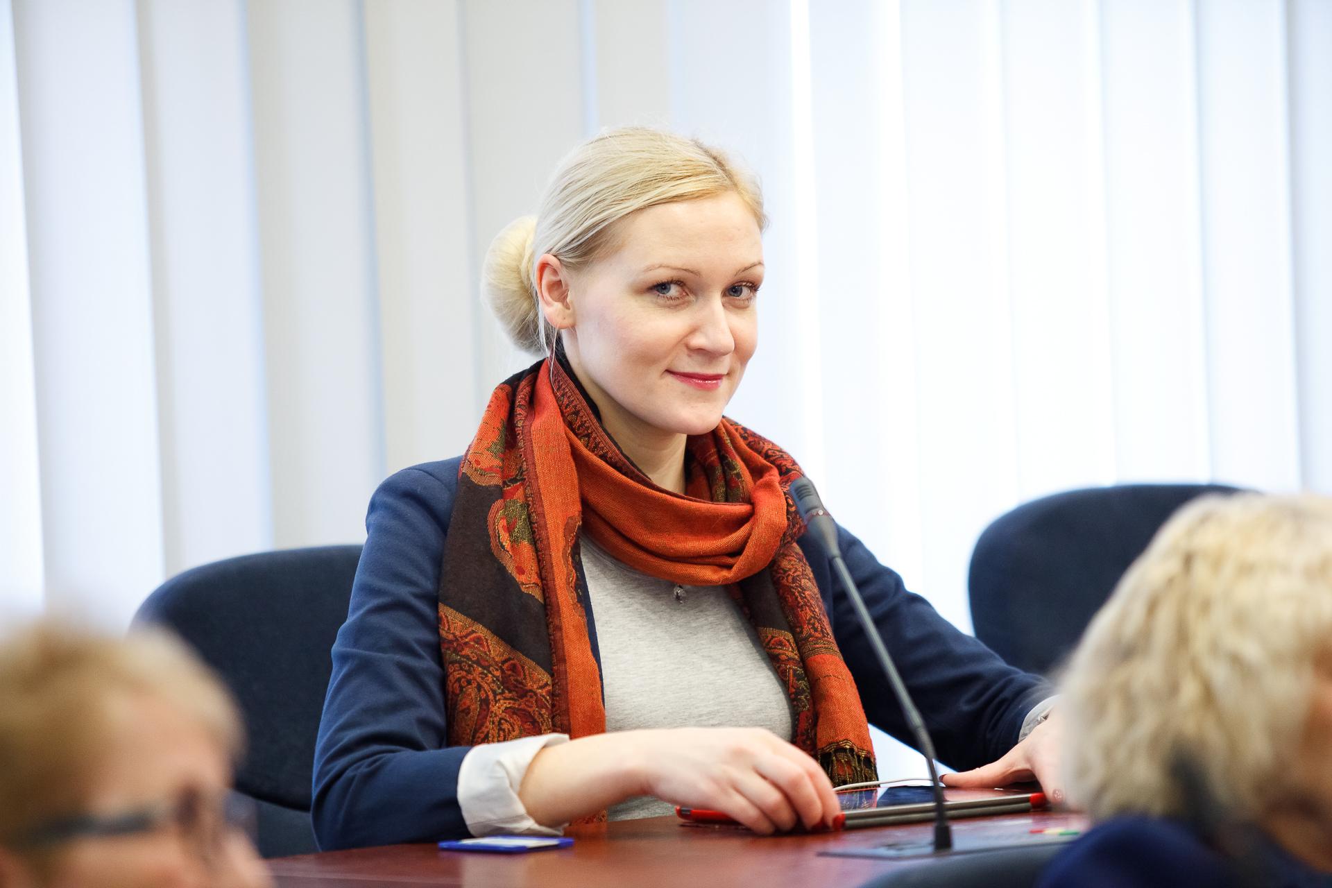 Švietimo, kultūros, sporto ir jaunimo reikalų komitetui pirmininkaus B. Gailienė