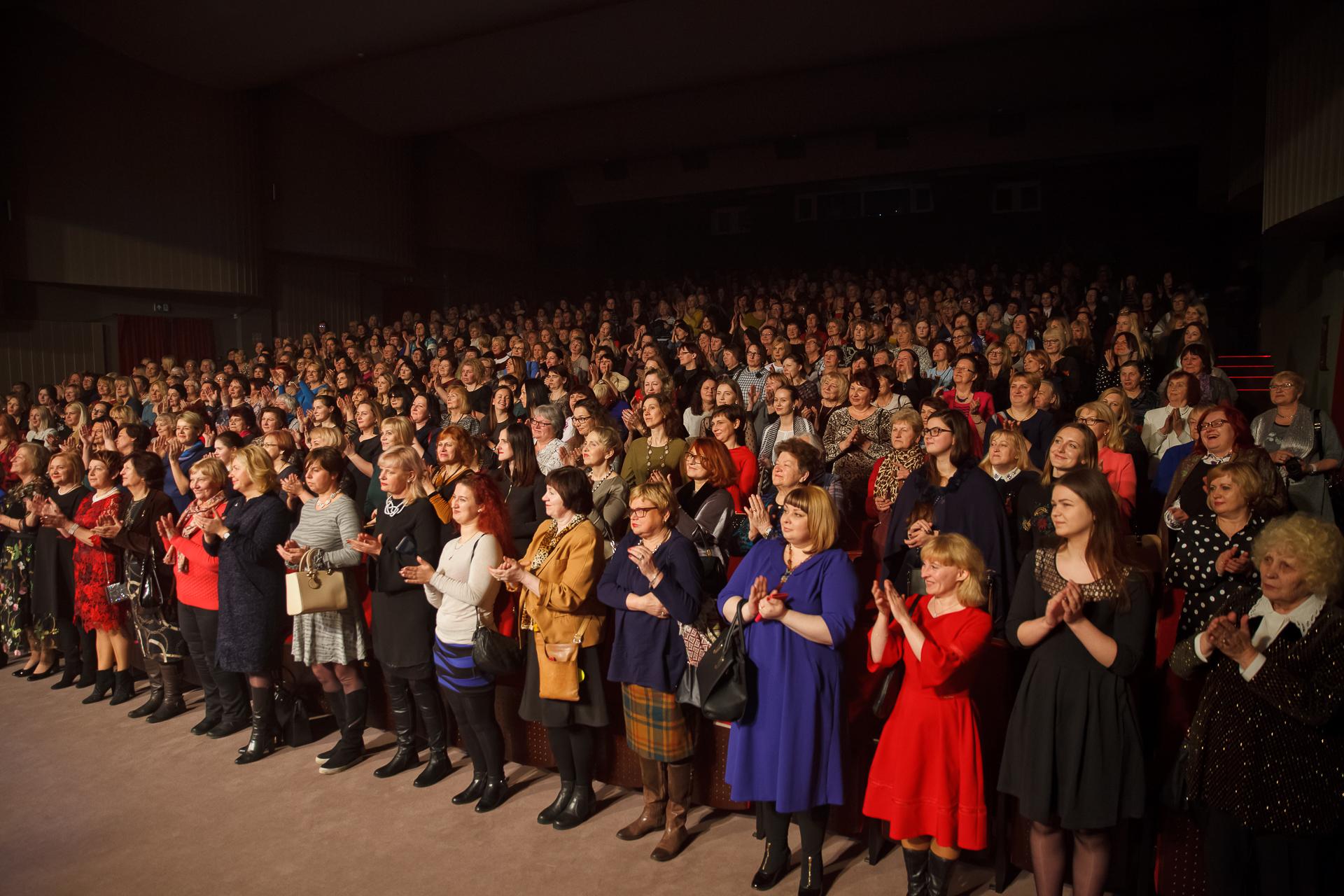 Metų jonavietės pagerbtos iškilmingame koncerte